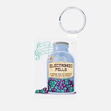 pills_bottle Keychains