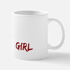 kick the a girl_dark Mug