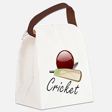 Cricket_03 Canvas Lunch Bag