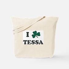 I Shamrock TESSA Tote Bag