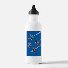 (12p) Thunderbirds 4 B Water Bottle