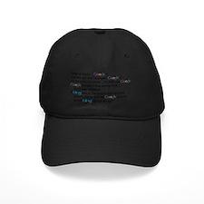 Google vs Bing Baseball Hat