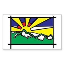 Colorado Sunshine Decal
