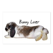 """""""Bunny Lover 1"""" Postcards (Package of 8)"""