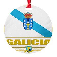 Galicia (Flag 10) Ornament