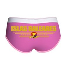 Balearic Islands (Flag 10) pocke Women's Boy Brief