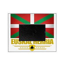 Euskal Herria (Flag 10) Picture Frame