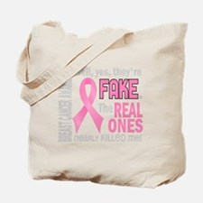- Fake Tote Bag