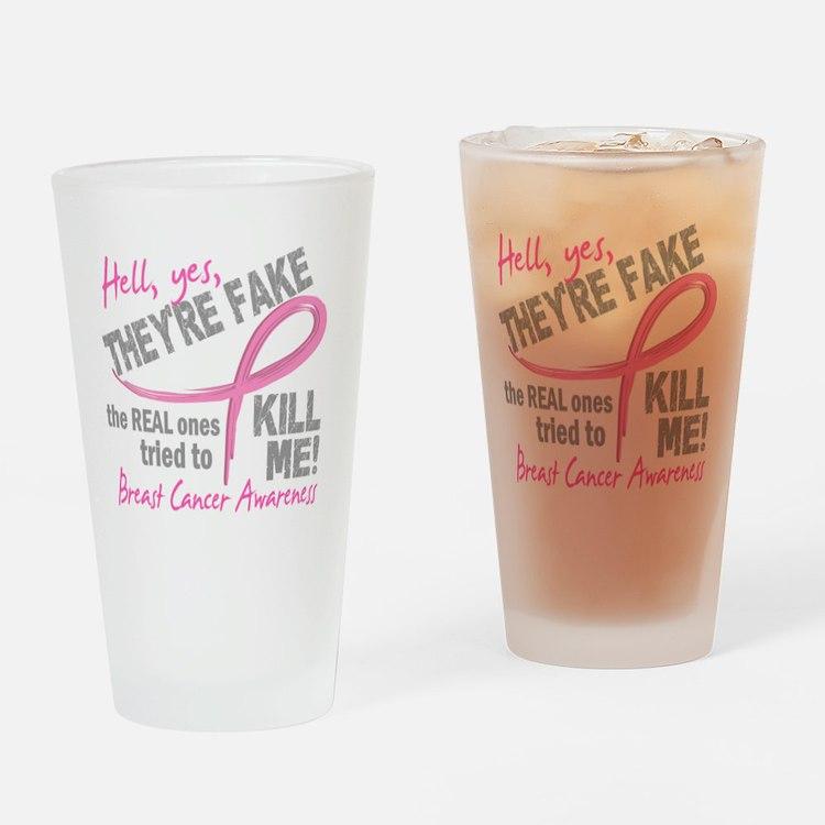 - Fake Drinking Glass