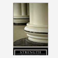 23x35_strength Postcards (Package of 8)