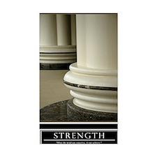 23x35_strength Decal