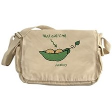 that ones me right arrow ainsley Messenger Bag