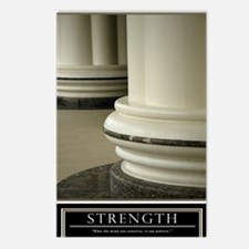 16x20_strength Postcards (Package of 8)