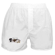 """Bunny Lover 1"" Boxer Shorts"