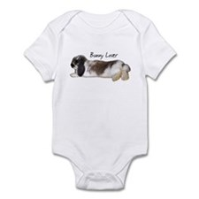 """Bunny Lover 1"" Infant Bodysuit"