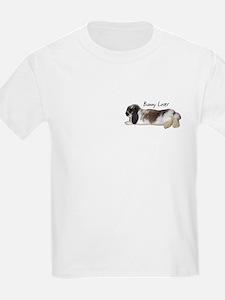 """Bunny Lover 1"" Kids T-Shirt"
