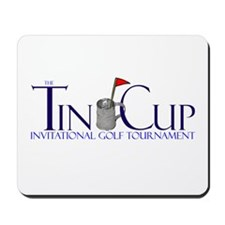 Tin Cup Mouse Pad