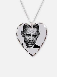 Bitch Please- Obama White Necklace
