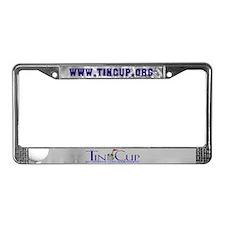 TC License Plate Frame
