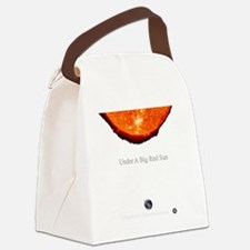 OxFam Poster (TS-B) Canvas Lunch Bag