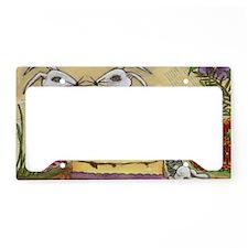 Newmovablefeast laptop skin License Plate Holder