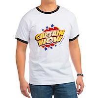 Captain Wow Ringer T
