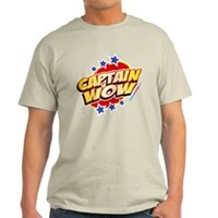 Captain Wow Light T-Shirt