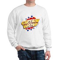 Captain Wow Sweatshirt