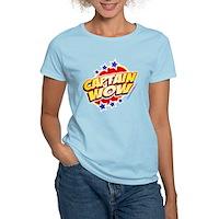 Captain Wow Women's Light T-Shirt