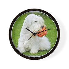 Sealyham Terrier 8M003D-12 Wall Clock