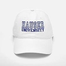 HAUSER University Baseball Baseball Cap
