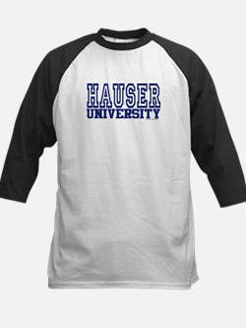 HAUSER University Kids Baseball Jersey