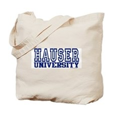 HAUSER University Tote Bag