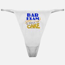 barexam-pieceofcake Classic Thong