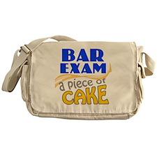 barexam-pieceofcake Messenger Bag