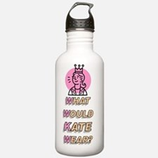 What Would Kate Wear? Water Bottle