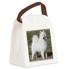 Samoyed 9Y602D-014 Canvas Lunch Bag