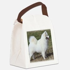 Samoyed 9Y602D-004 Canvas Lunch Bag