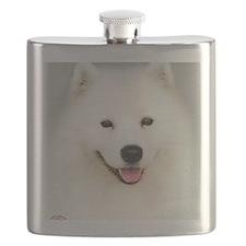 Samoyed 9Y566D-019 Flask