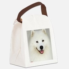 Samoyed 9Y566D-019 Canvas Lunch Bag