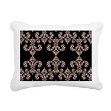 TribalVoodooFBlaptopskin Rectangular Canvas Pillow