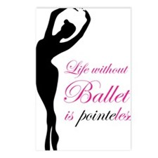 ballet2 Postcards (Package of 8)