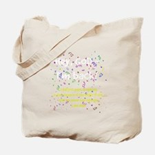 HeyGodDk Tote Bag