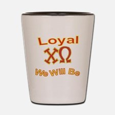 Loyal2 Shot Glass