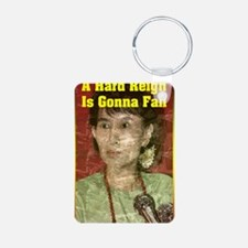 Aung_San_11x17 Keychains