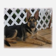 gsd_puppy_mpad4a Throw Blanket