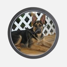 gsd_puppy_mpad4a Wall Clock
