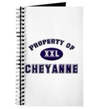 Property of cheyanne Journal