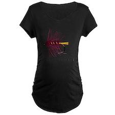 Claret Bumble_1 T-Shirt