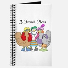 3 French Hens Journal
